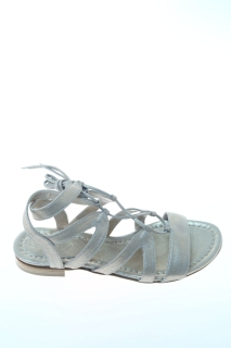 Sandals light brown Leather - ANNA F.