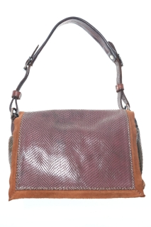 Medium bags Cognac Leather - CATERINA LUCCHI