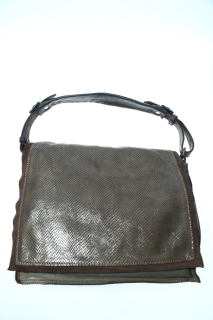 Medium bags Dark brown Soft leather - CATERINA LUCCHI