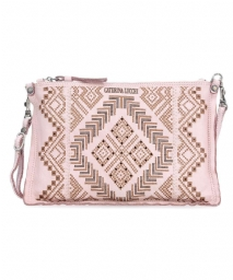 Medium bags Pink Leather - CATERINA LUCCHI