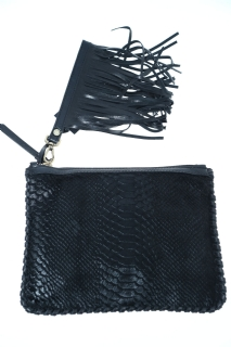 Medium bags Black Leather - CATERINA LUCCHI