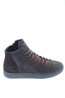 Sneakers Dark brown Leather - CRIME