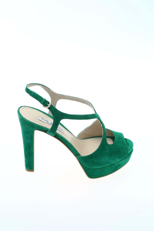 The Sandali Verde Seller Cuoio Sandalo 0OwmN8nPyv