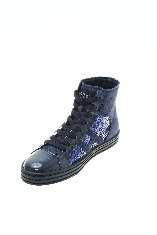 hogan blu sneakers