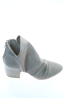 Ankle boots Dove grey Leather - FIORIFRANCESI