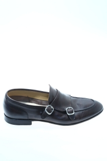 GREEN GEORGE Double monk strap