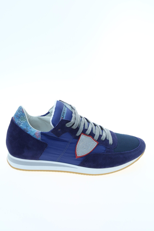 rubber blue sneaker philippe model. Black Bedroom Furniture Sets. Home Design Ideas