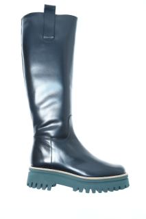 Boots Black Leather - PALOMA BARCELO'