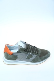 Sneakers military Suede - PHILIPPE MODEL