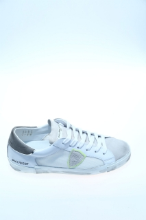 Sneakers White Leather - PHILIPPE MODEL