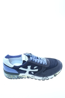 Sneakers Blue Leather - PREMIATA