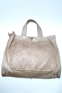 Medium bags sand Soft leather - REPTILE'S HOUSE