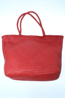 Medium bags Red Leather - OFFICINE CREATIVE