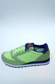 Sneakers Yellow Suede - SAUCONY