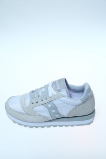 Sneakers White Suede - SAUCONY