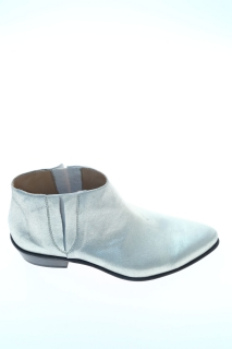 Ankle boots Platinum Leather - SEBOY