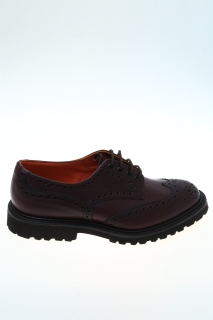 TRICKER�S Lace up