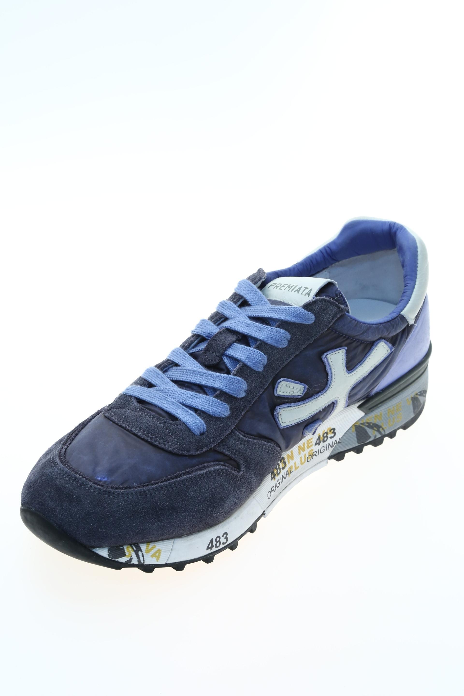 Sneaker Premiata Sneakers Blu Camoscio Blu Premiata Sneakers Sneaker Camoscio ZFOrZwq