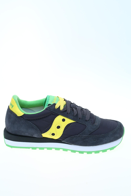 prezzo folle nuovo prodotto grande collezione saucony sneakers gialle