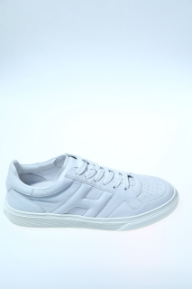 Sneakers White Leather - HOGAN