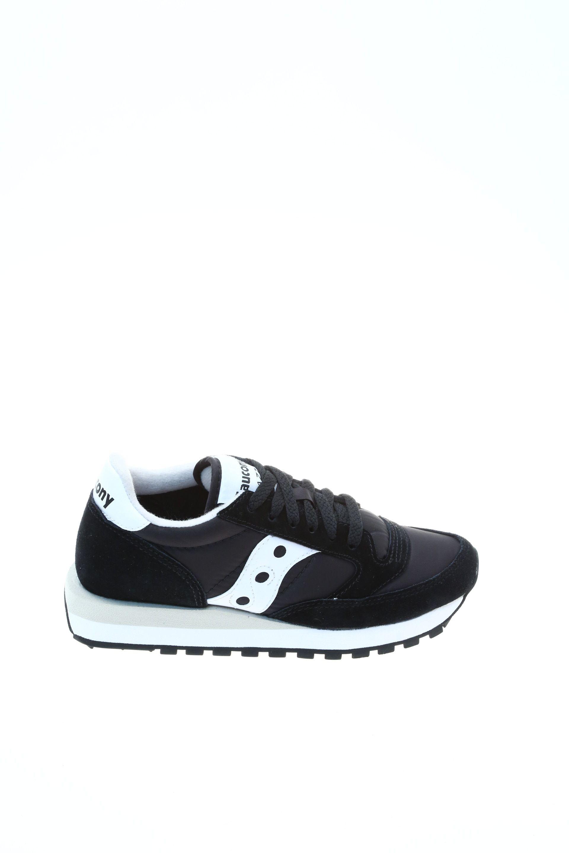 suede black sneaker saucony